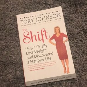 Book The Shift: How I Finally Lost Weight
